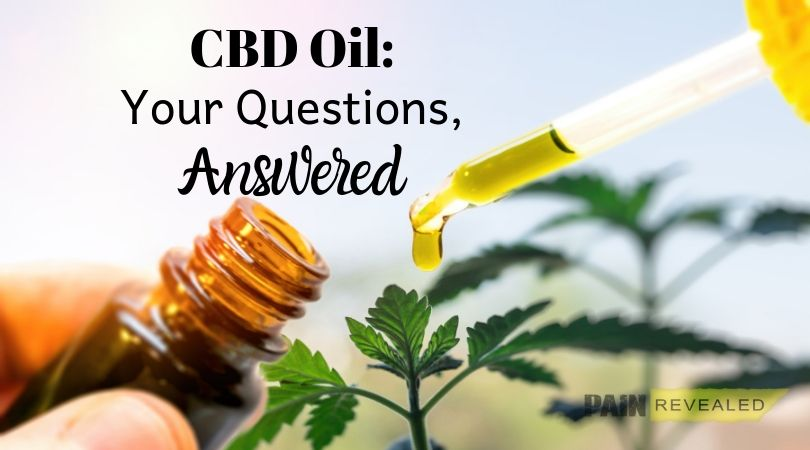 CBD Oil – Your Questions, Answered
