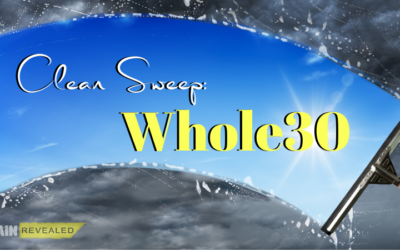 Clean Sweep: Whole30