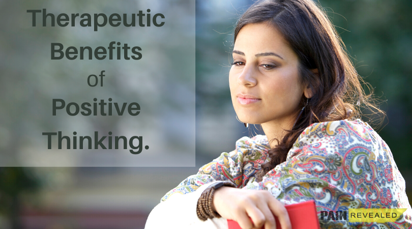 The Therapeutic Benefits of Positive Thinking