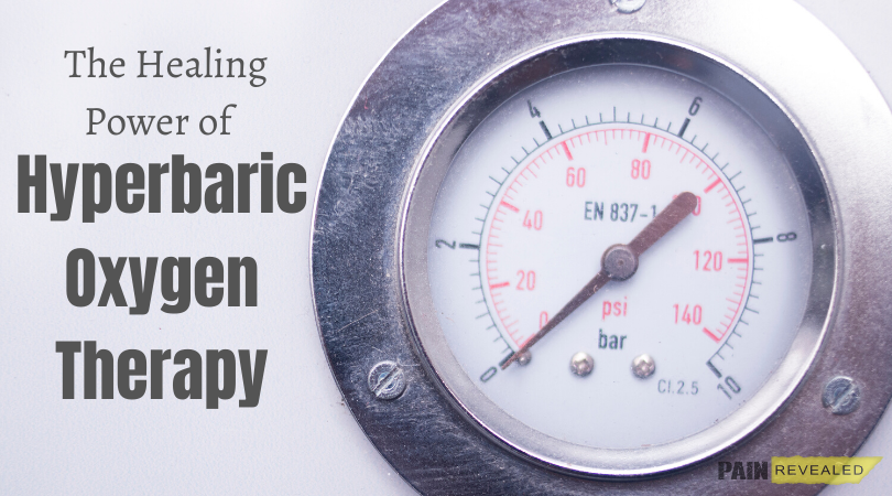The Healing Power of Hyperbaric Oxygen Therapy