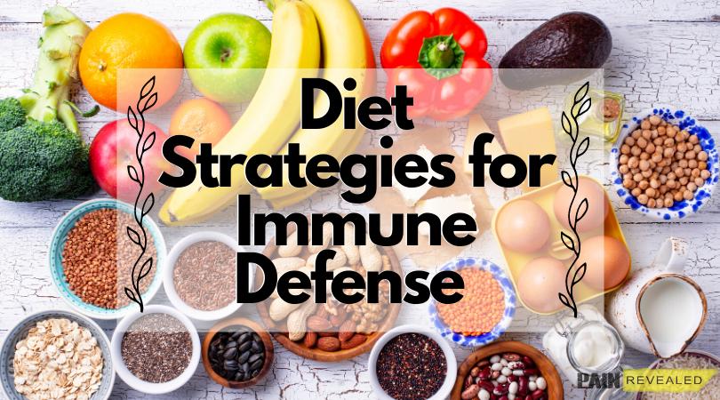 Diet Strategies for Immune Defense